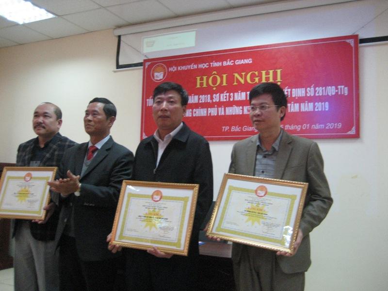 Bắc Giang: Tiếp tục đẩy mạnh công tác khuyến học